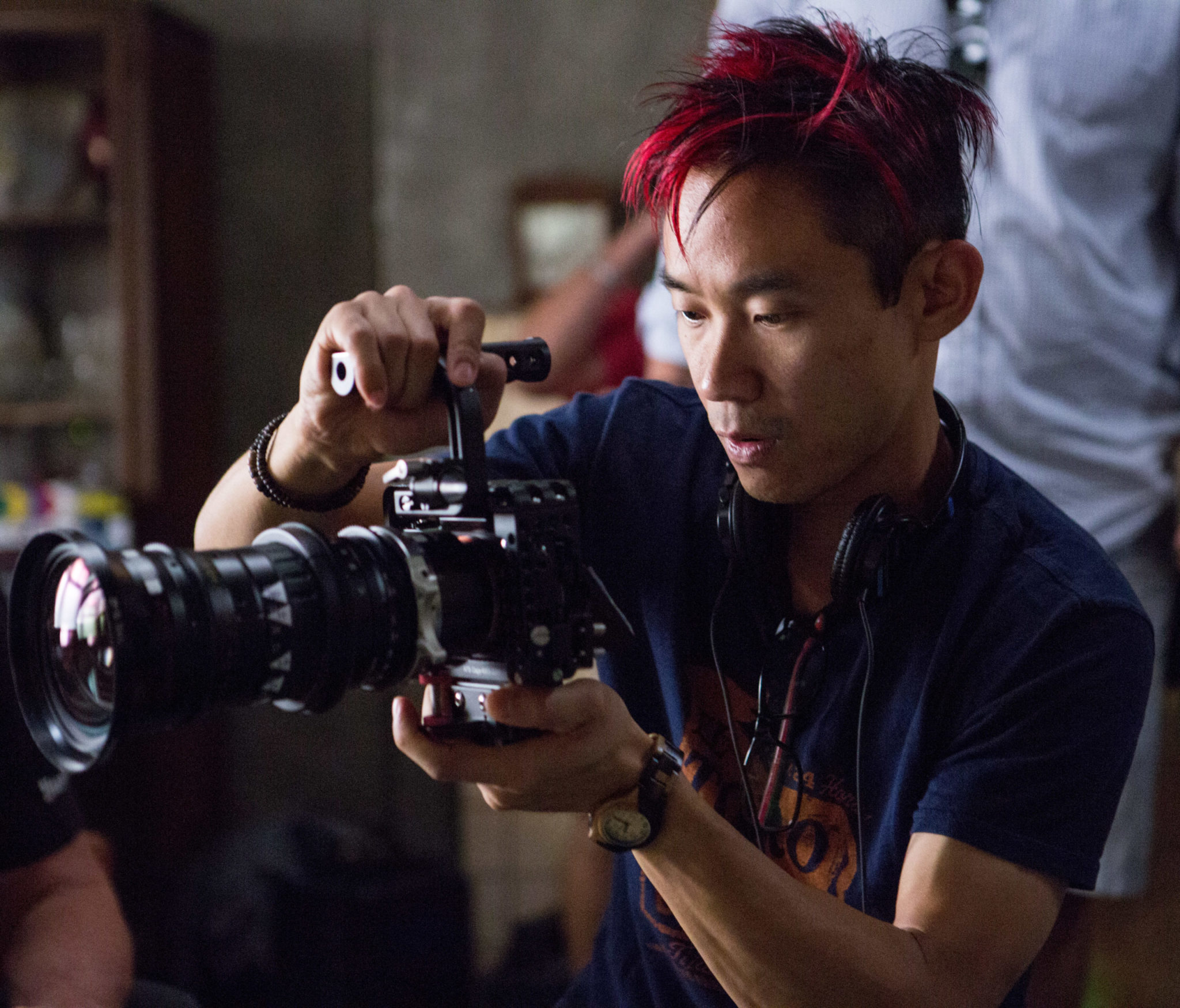 James Wan set The Conjuring 2
