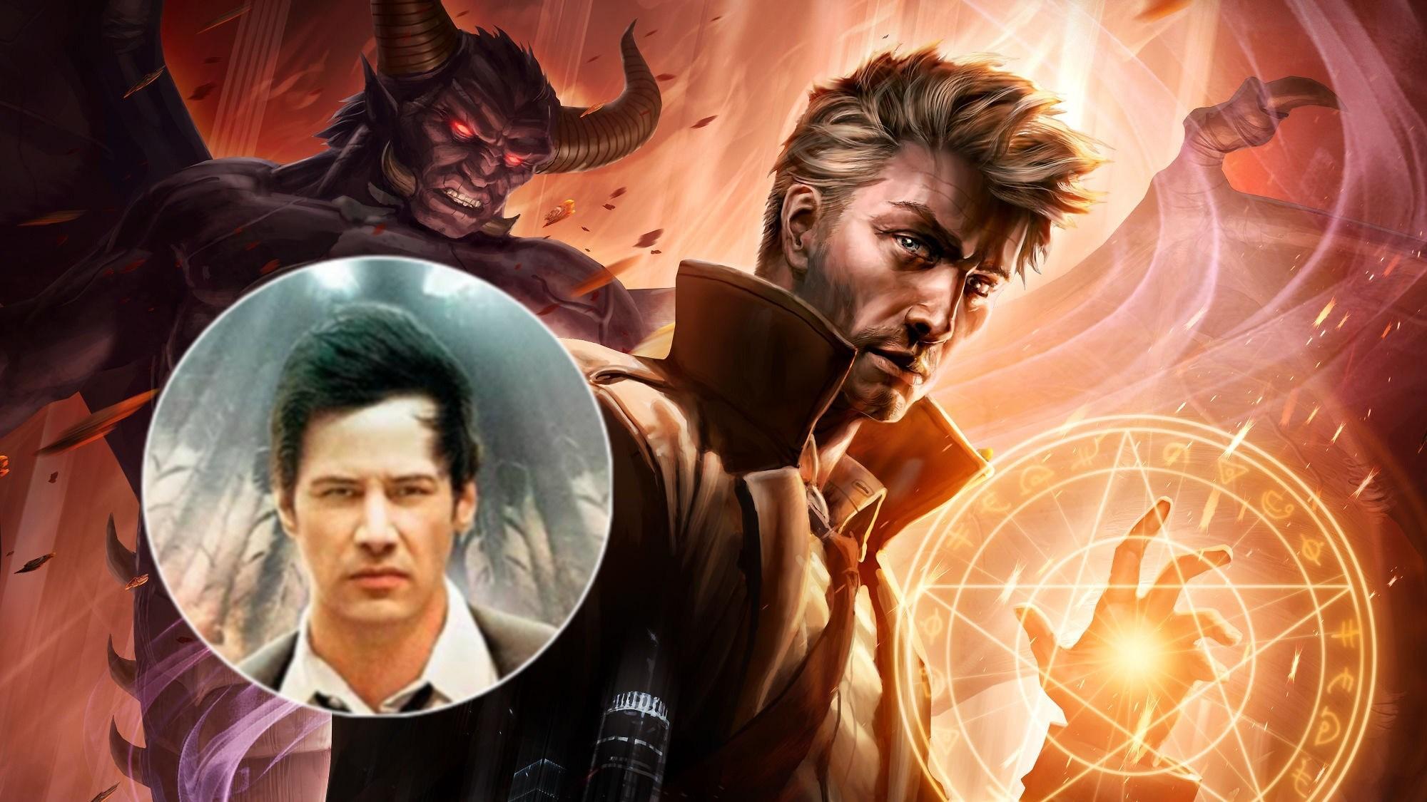 Noticias DC: ¿JJ Abrams desarrolla nueva Constantine?