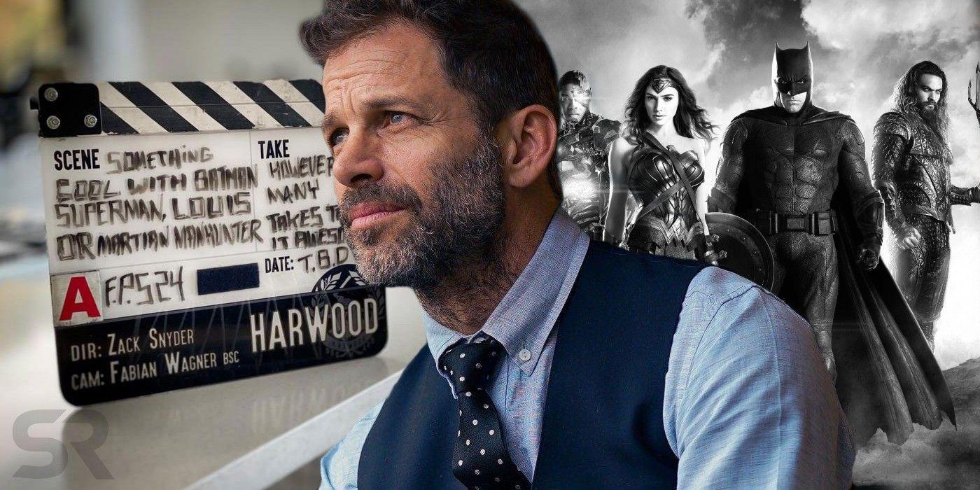 DC Fandome: Justice League revela teaser tráiler del Snyder Cut de Zack Snyder