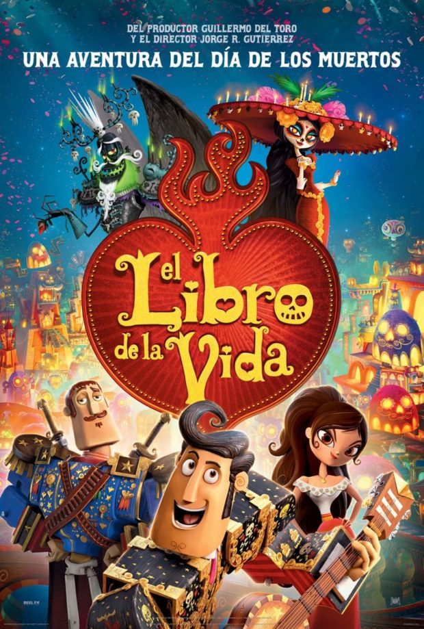 Poster Oficial The Book of Life