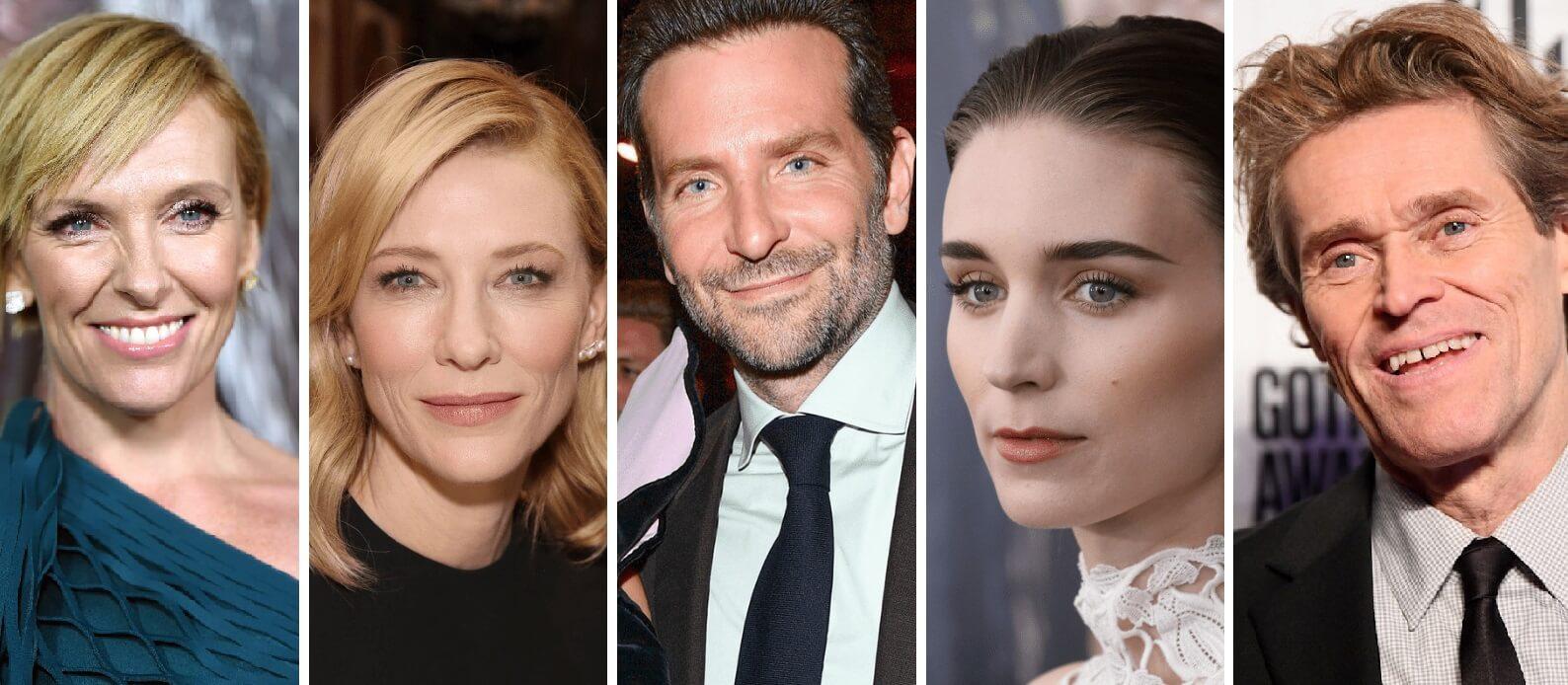 'Nightmare Alley' de Guillermo del Toro finaliza rodaje; se estrenará en diciembre de 2021