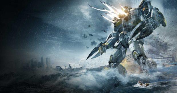Titanes del Pacífico (Pacific Rim) - Striker Eureka