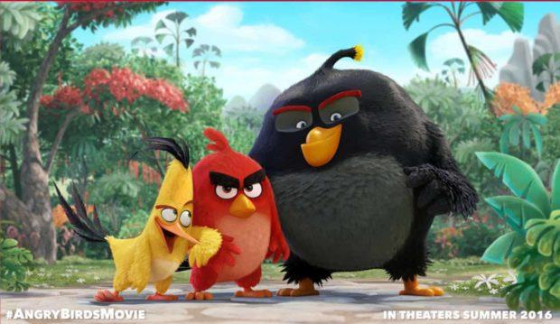 Angry Birds - #UnlockTheFlock