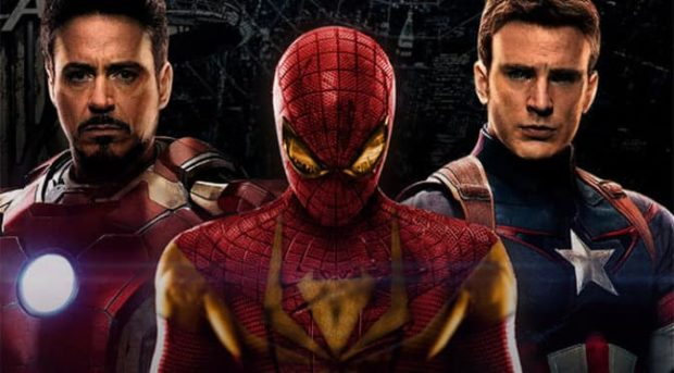 Spider Man Captain America: Civil War