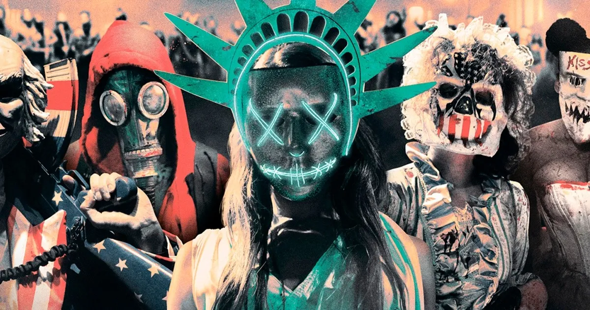 La secuela de terror The Forever Purge pospone debut en cines hasta 2021