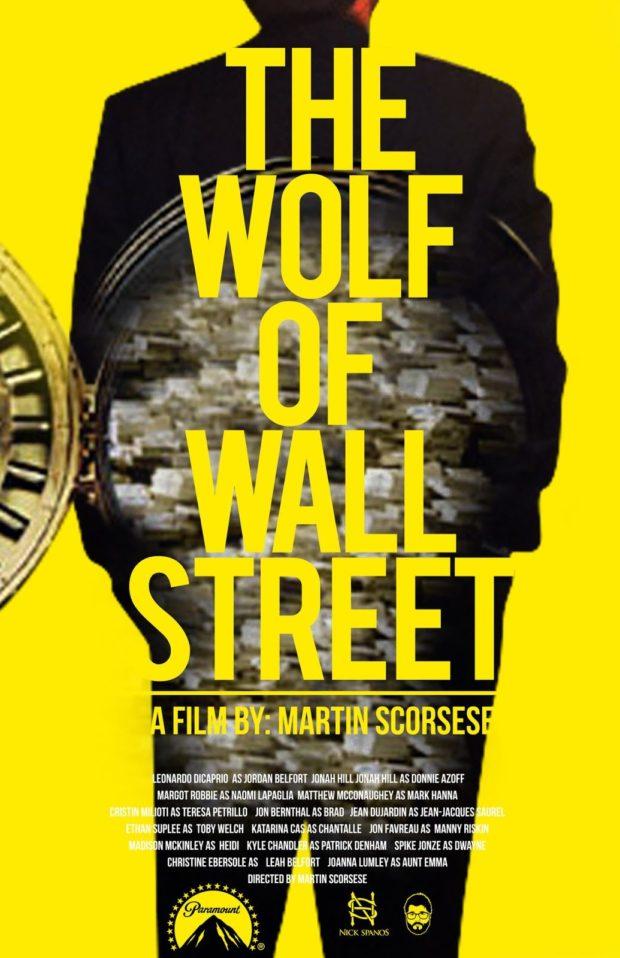 El lobo de Wallstreet