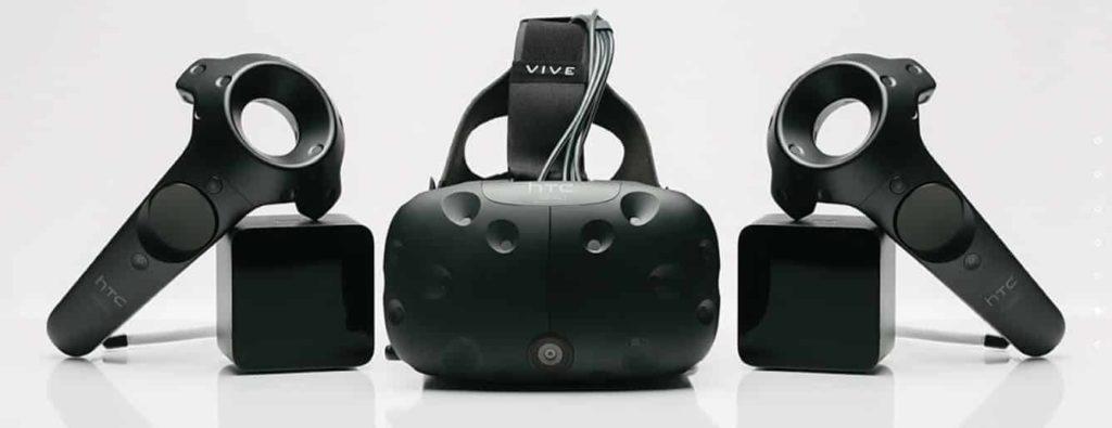 el HTC Vive