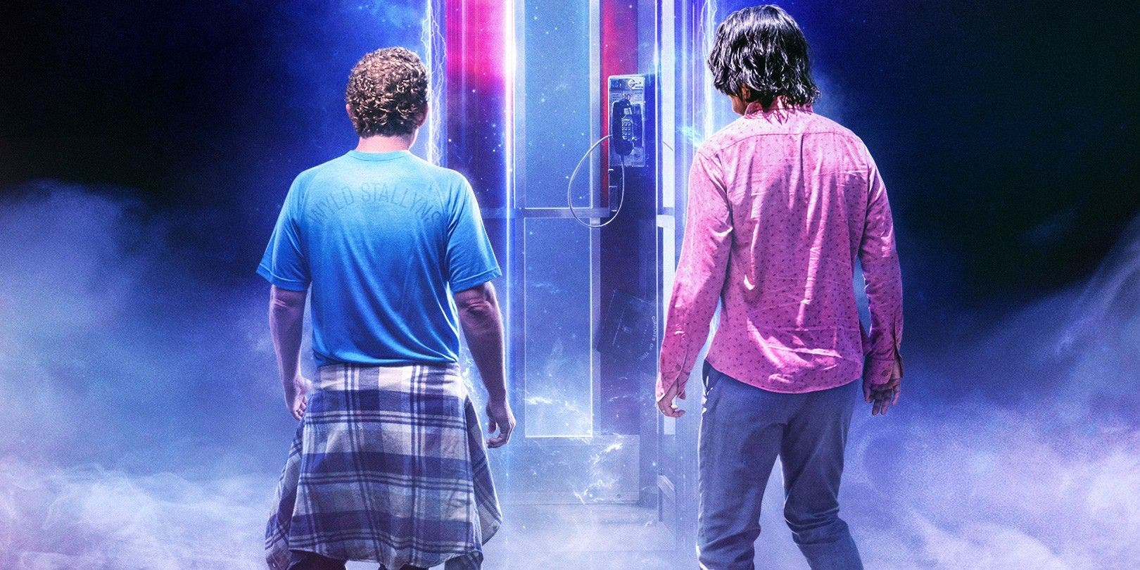 La secuela Bill & Ted Face the Music libera segundo tráiler