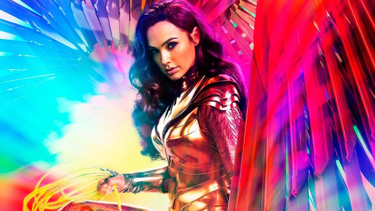 'Wonder Woman 1984' se convierte en el mejor estreno en tiempos de pandemia