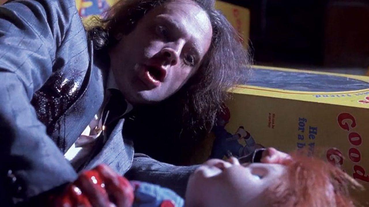 El actor Brad Dourif regresa como voz de Chucky en serie de Syfy