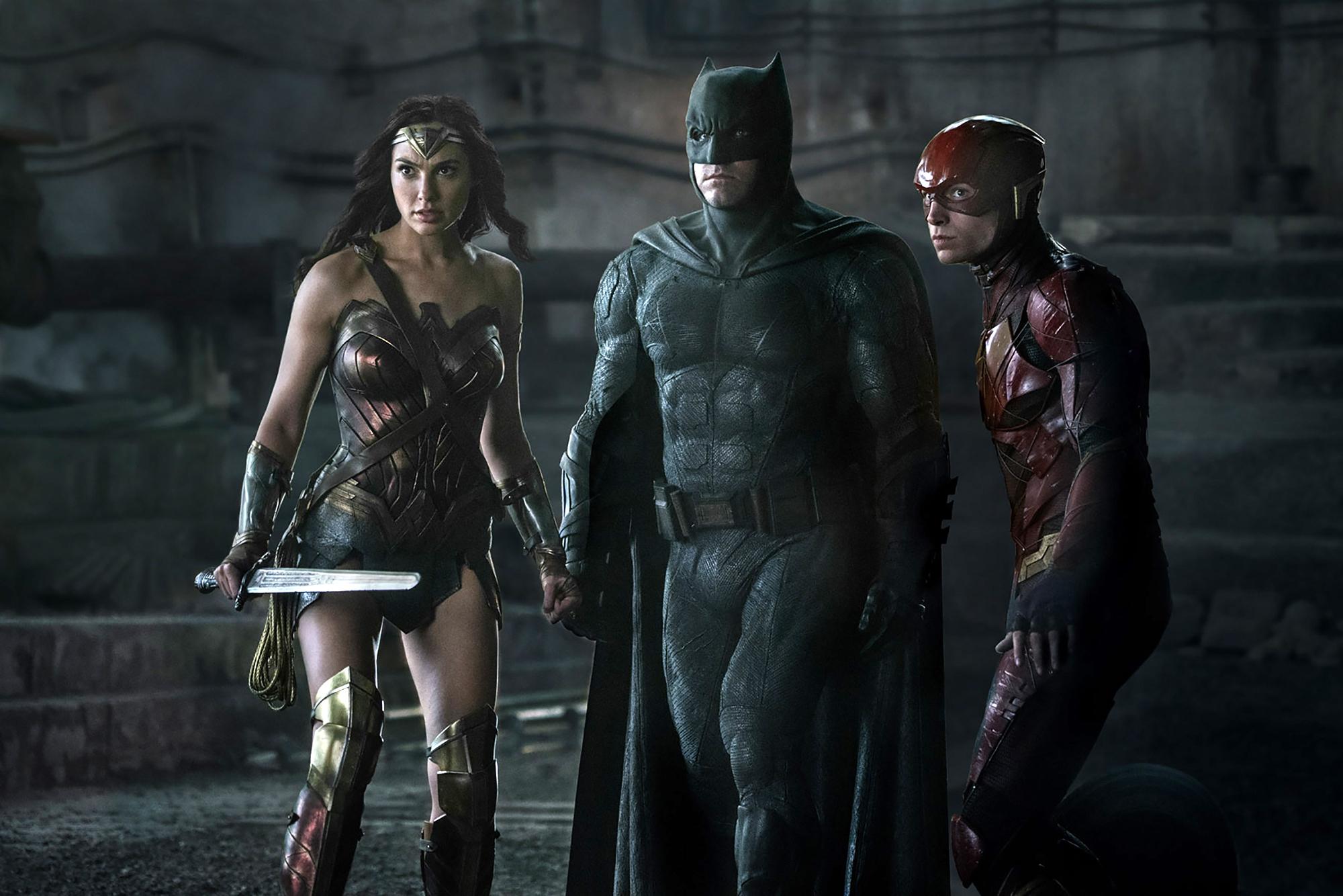 El actor Ben Affleck regresará como Batman en The Flash junto a Michael Keaton