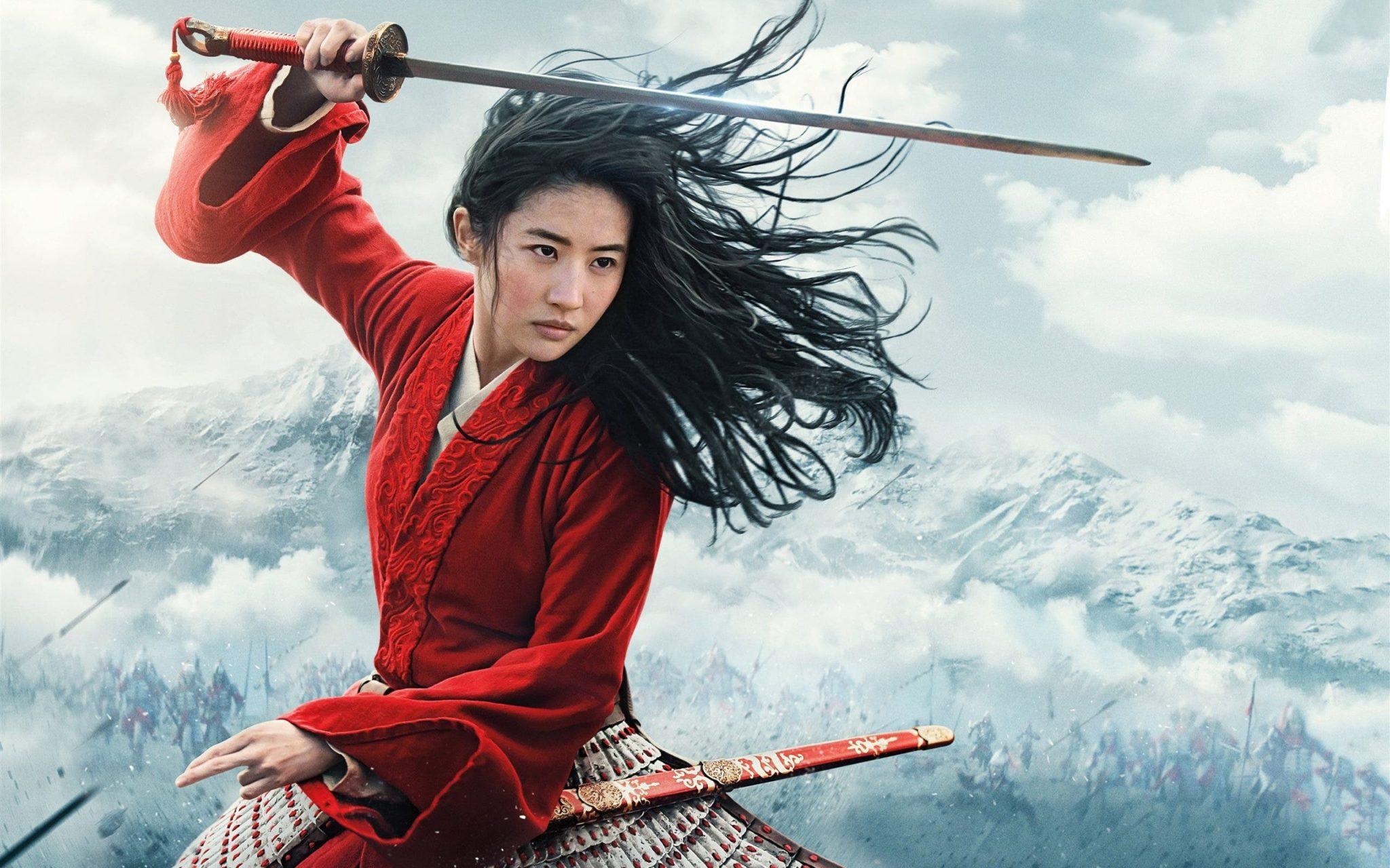 Oficial: Se aprueba el lanzamiento de Mulán en cines de China