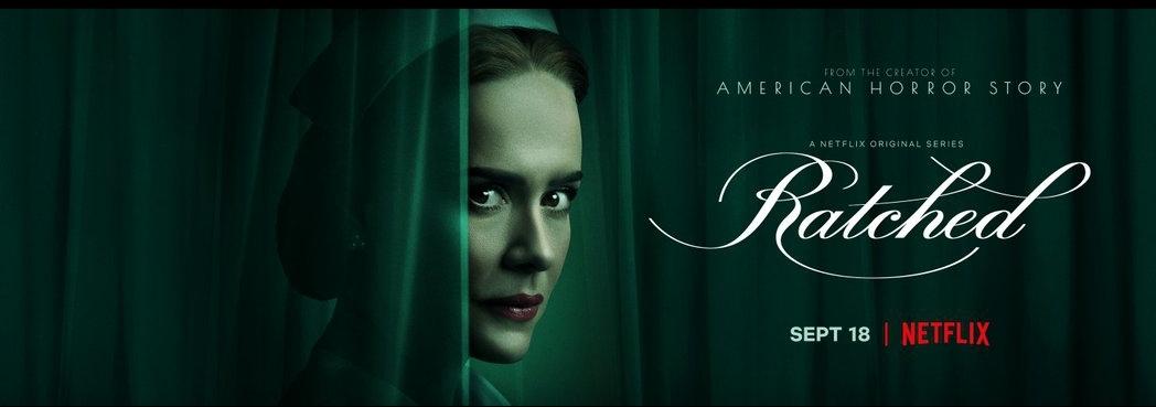 Netflix libera tráiler de Ratched, serie precuela de Cuckoo's Nest que llega a la plataforma el 18 de septiembre