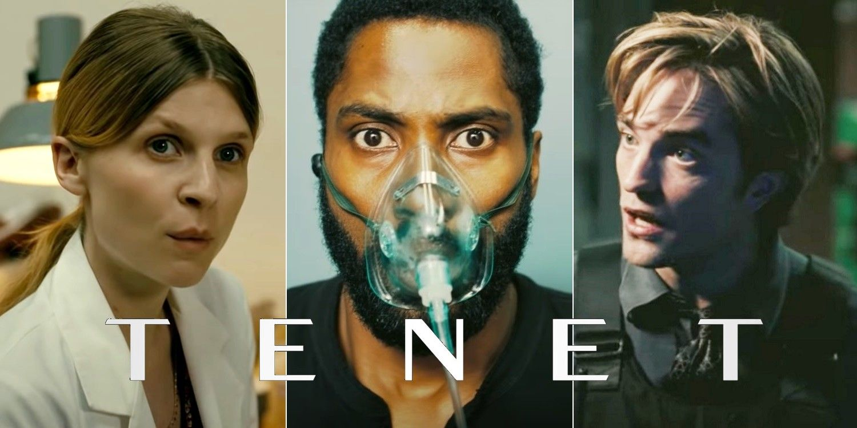 El anticipado thriller Tenet triunfa en la box office internacional