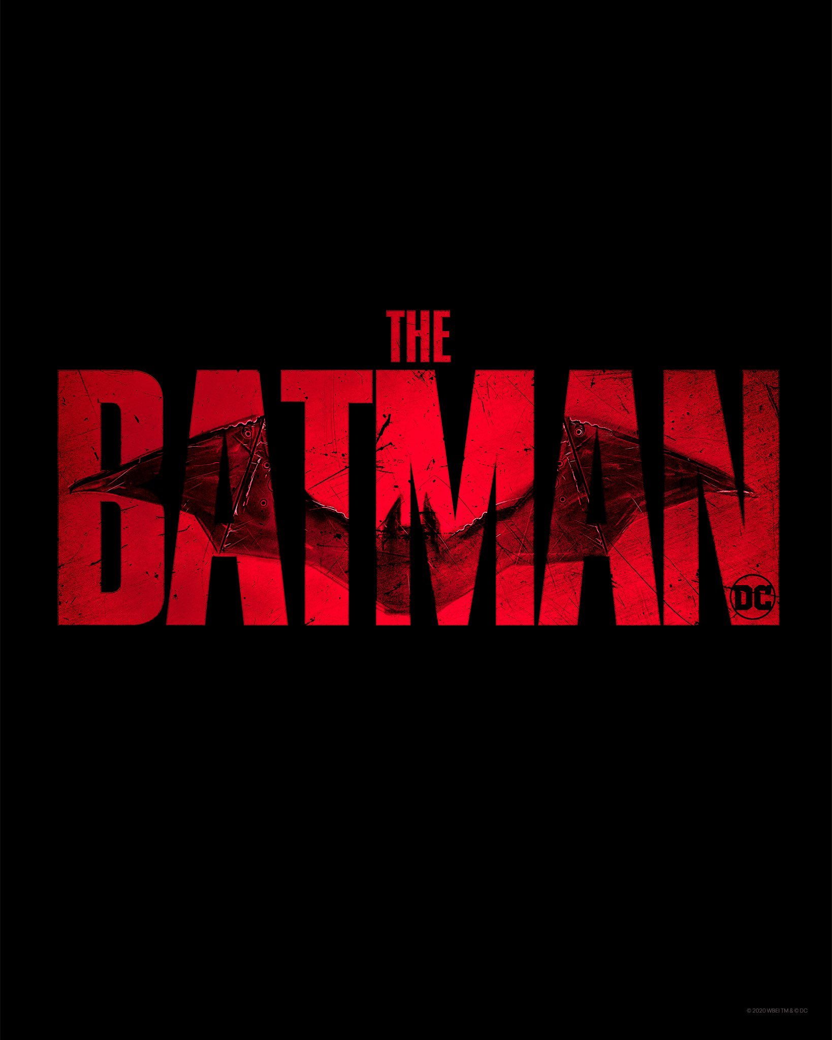 La anticipada The Batman revela primer vistazo al logo oficial y teaser póster