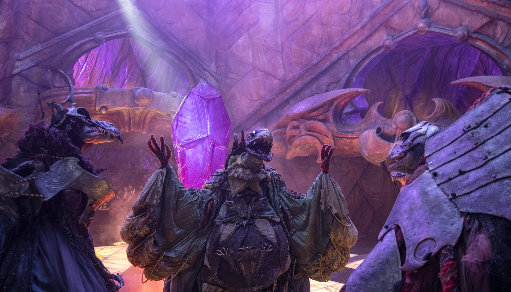 The Dark Crystal gana el Emmy y Netflix la cancela; no habrá segunda temporada