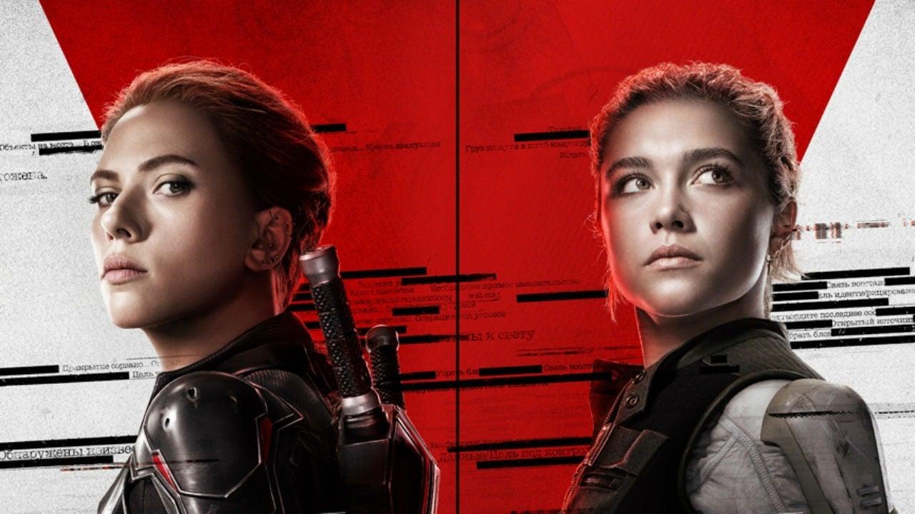 'Black Widow' destroza récords de taquilla en tiempos de pandemia