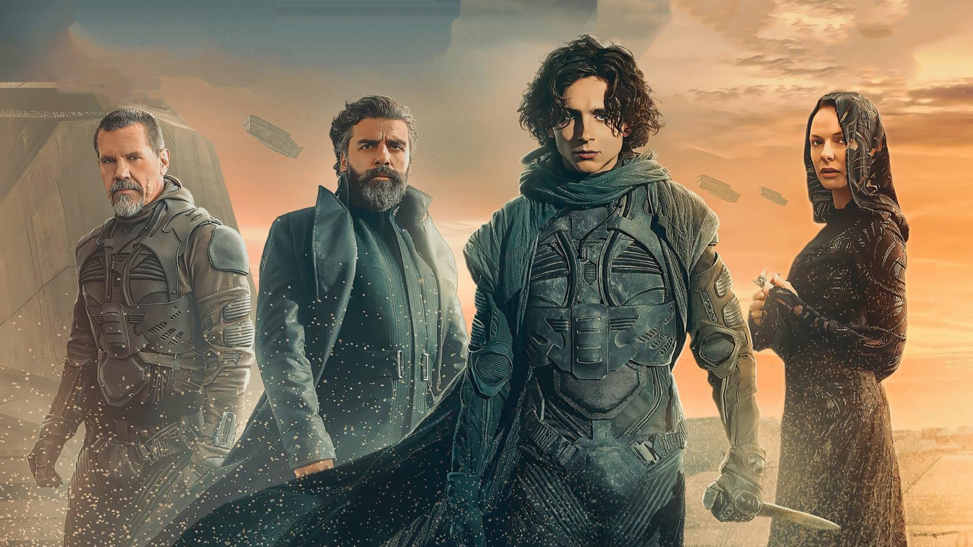 AL FIN: ¡Dune de Denis Villeneuve estrena primer tráiler!