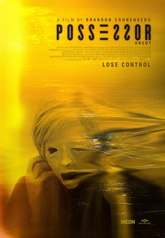 Nuevo tráiler del body horror Possessor versión UNCUT de Brandon Cronenberg