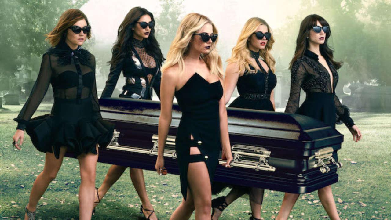 El oscuro reboot de Pretty Little Liars aterriza en HBO Max (teaser promo)