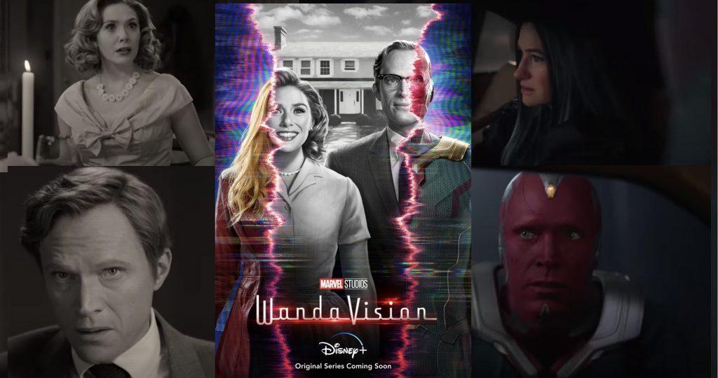 'WandaVision' debuta en Disney Plus y lanza un 'Behind-the-Scenes'