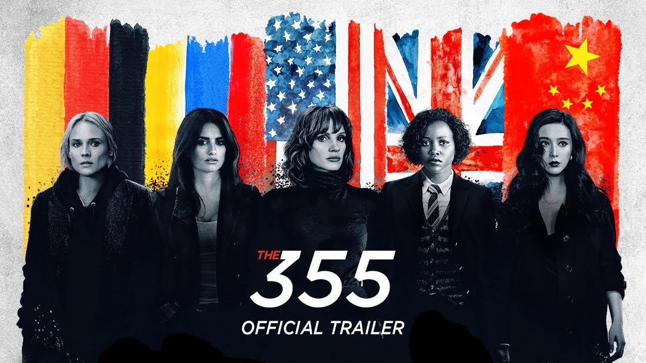 El thriller de espías '355' pospone estreno en cines hasta 2022