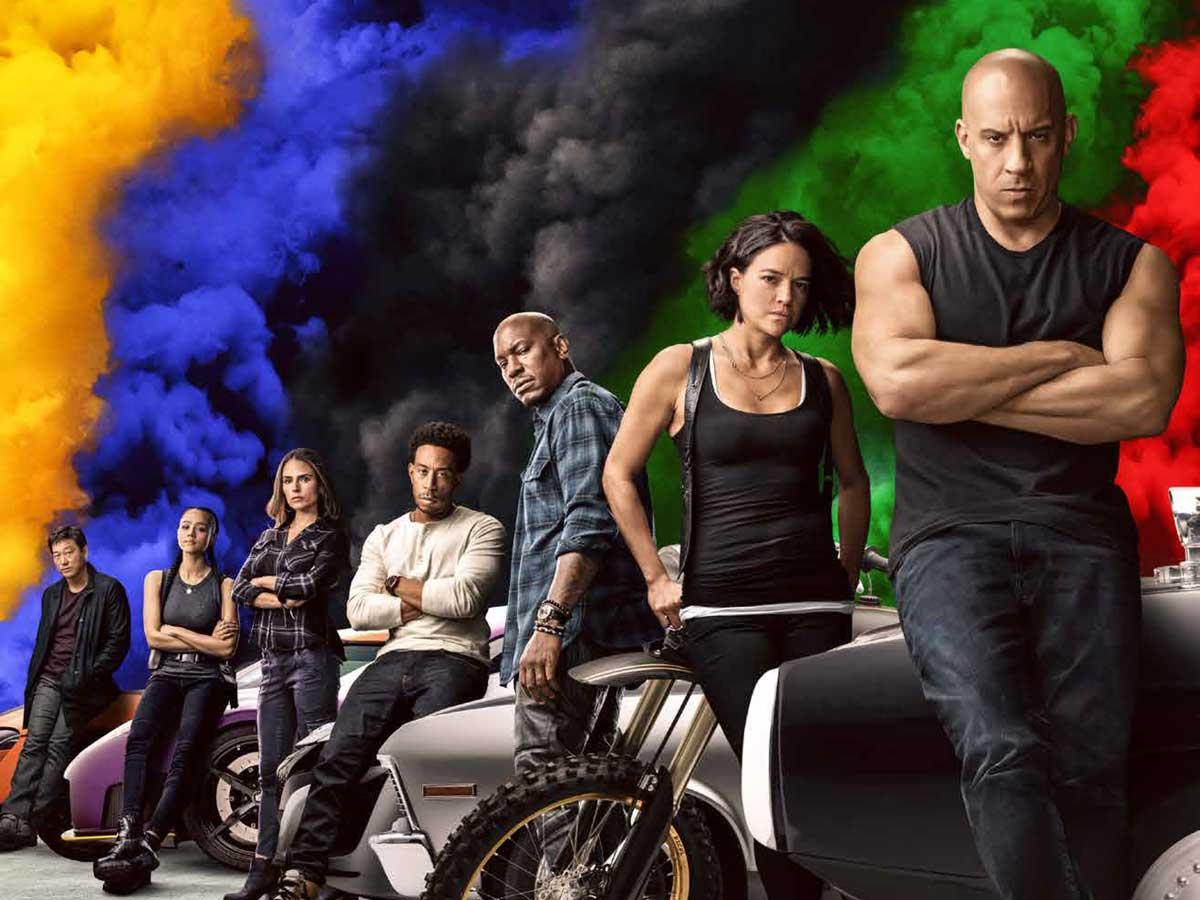 Vin Diesel vs John Cena en nueva imagen de 'Fast & Furious 9'