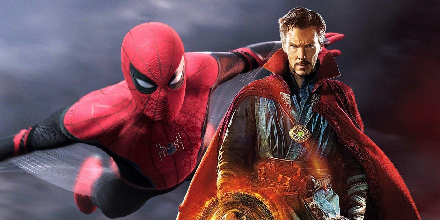 El Doctor Strange de Benedict Cumberbatch estará en Spider-Man 3