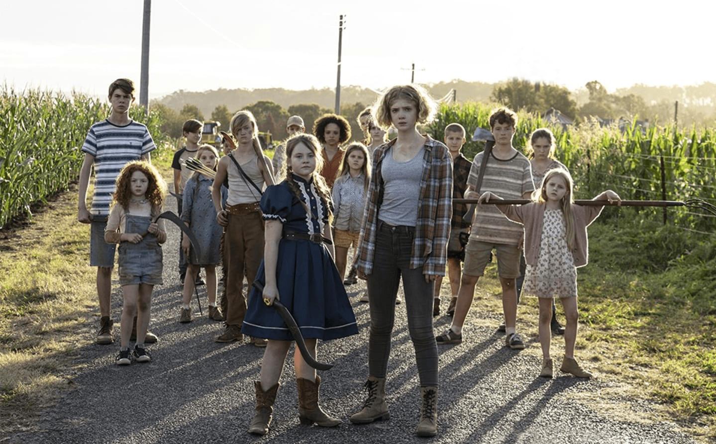 El remake de Children of the Corn revela sinopsis, póster y estreno en cines