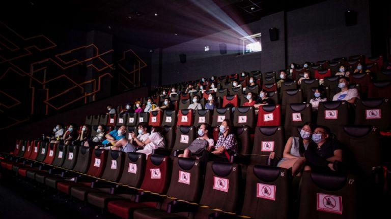 China supera a EUA como el mercado de cine más grande de 2020