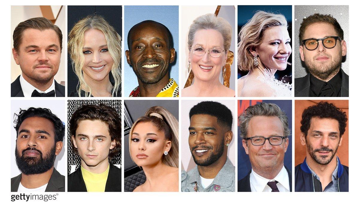 La película de comedia Don't Look Up de Adam McKay y Netflix recluta ENORME reparto