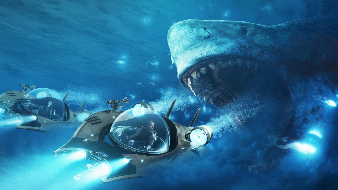 Ben Wheatley dirigirá la secuela The Meg 2