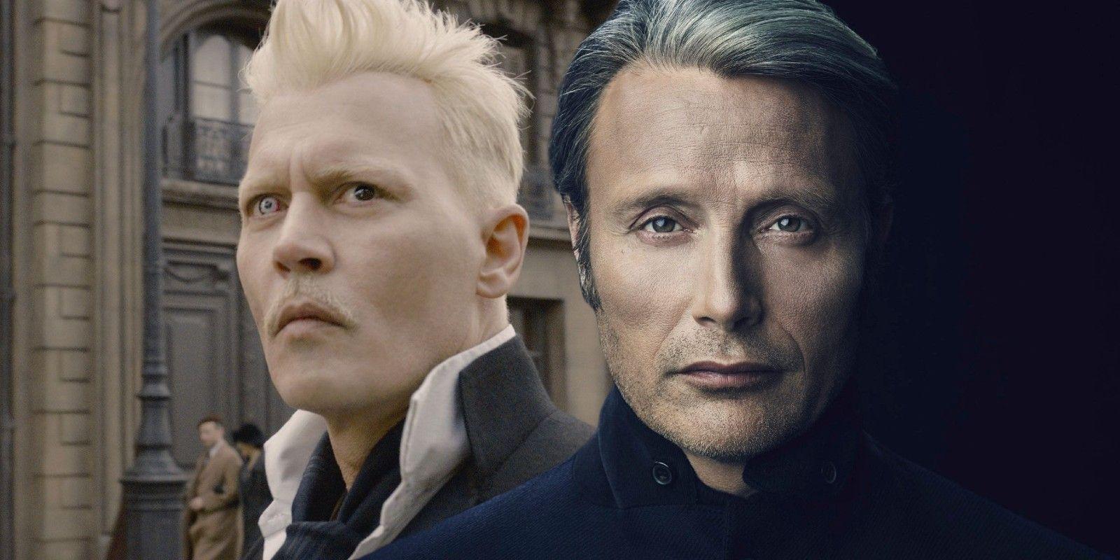 Mads Mikkelsen es el nuevo Grindelwald de 'Fantastic Beasts 3'