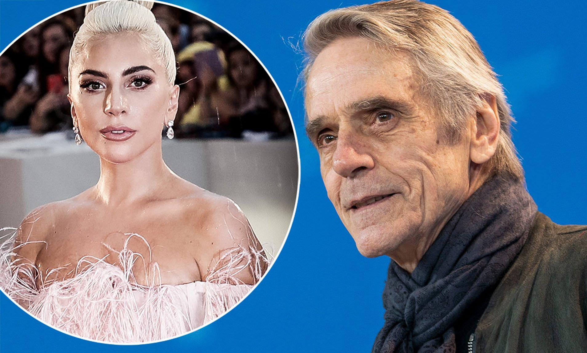 GUCCI: Jeremy Irons se suma a Lady Gaga, Adam Driver, Pacino y De Niro en biopic