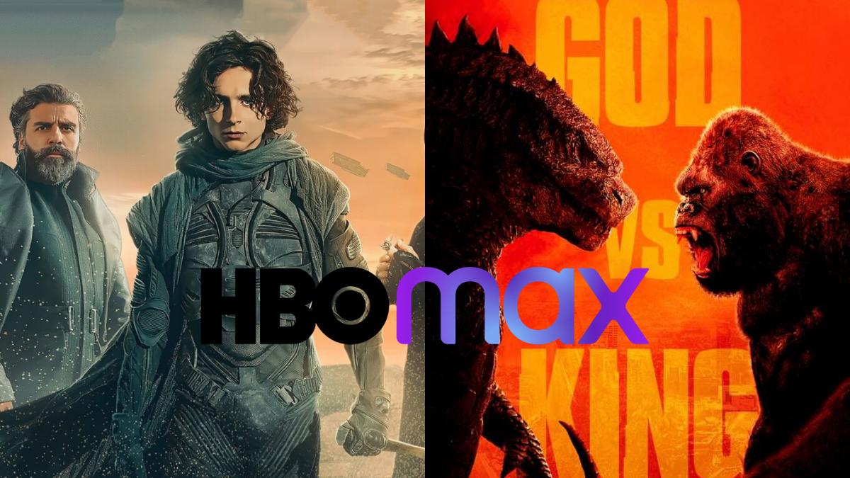 Legendary impediría que 'Dune' y 'Godzilla vs Kong' se estrenen en HBO Max