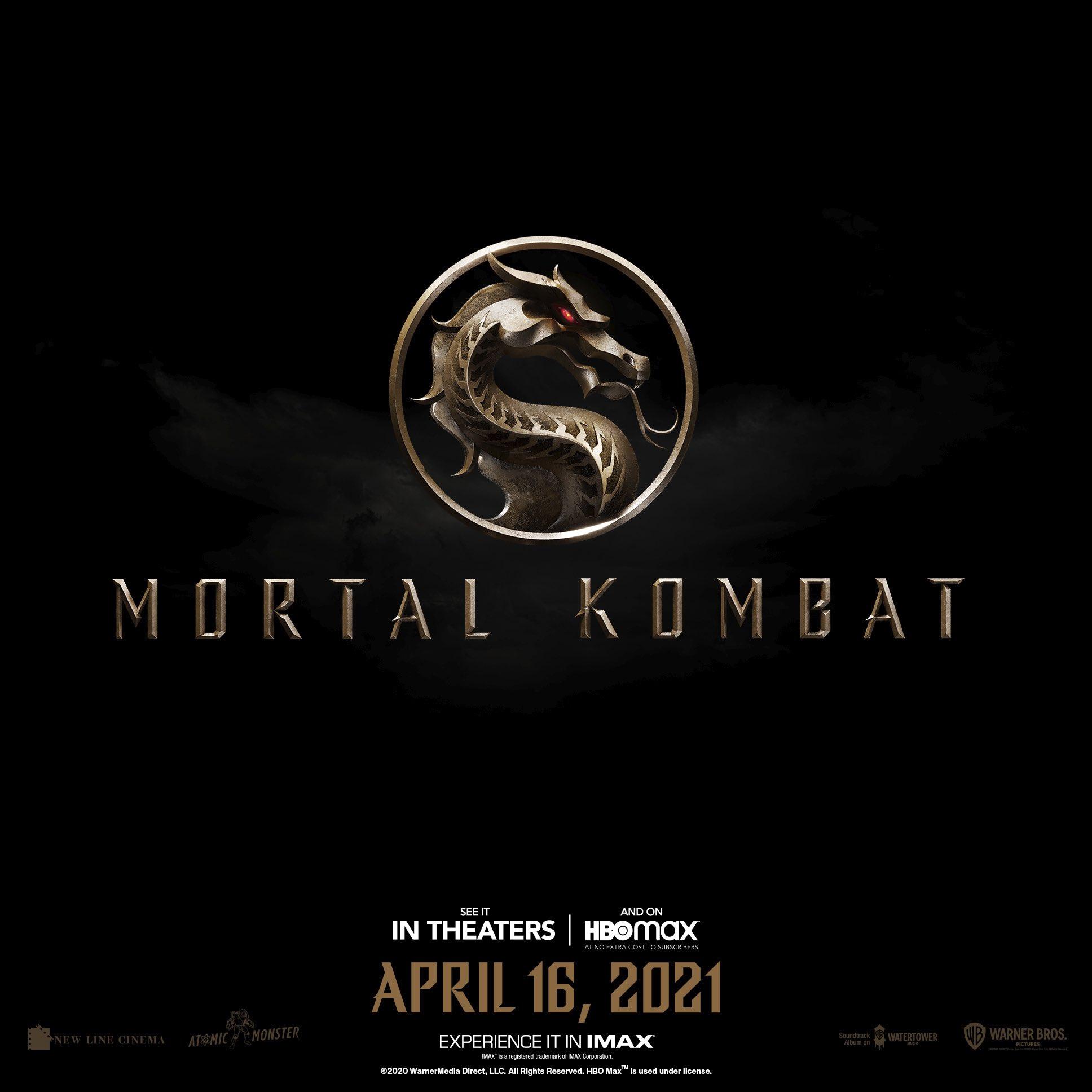 'Mortal Kombat' se estrenará en cines y HBO Max en abril de 2021