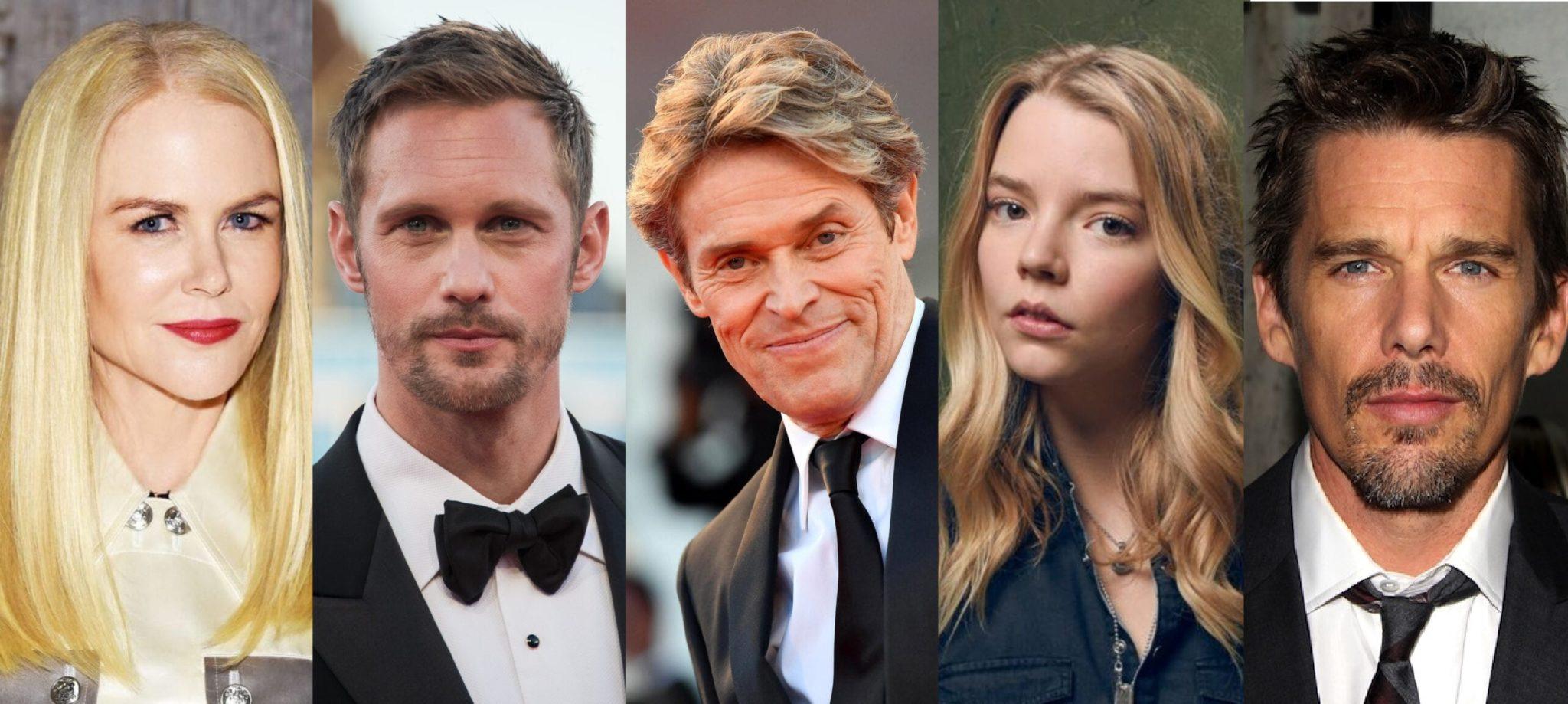 The Northman: la revenge movie vikinga de Robert Eggers finaliza rodaje