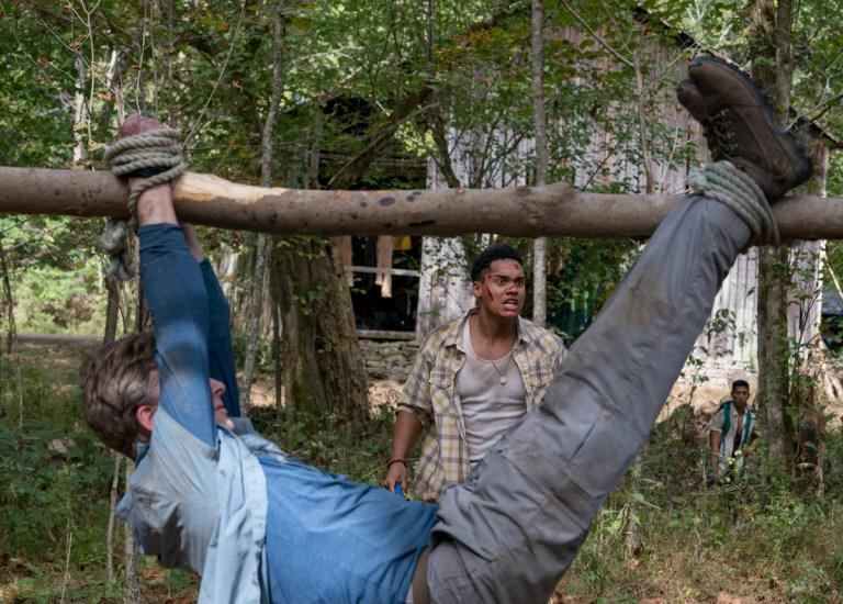 El reboot de 'Wrong Turn' confirma estreno en VOD con tráiler nuevo