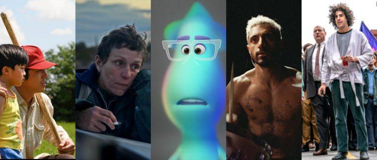 AFI Awards selecciona las mejores películas y series del 2020