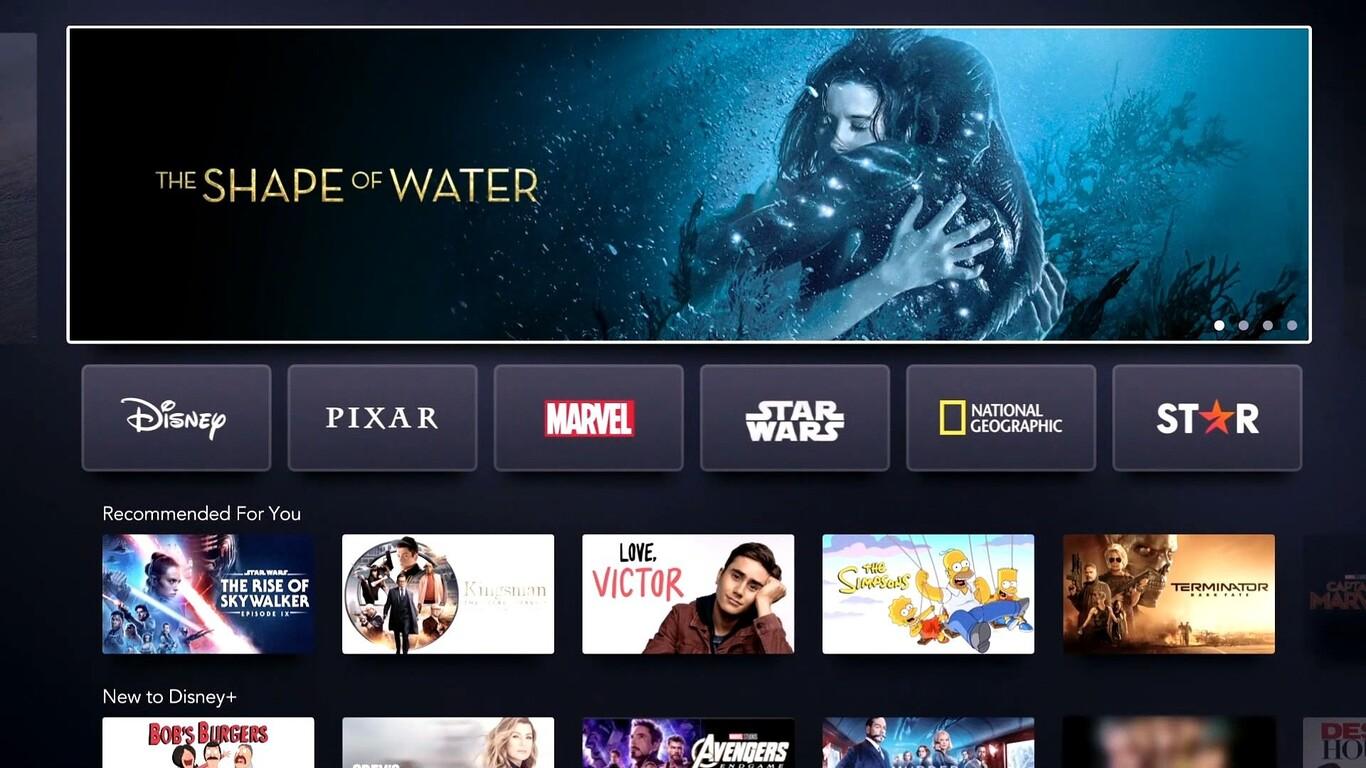 Disney+ presenta STAR: Este es el catálogo completo de películas y series
