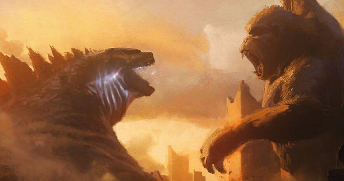 'Godzilla vs Kong' revela nueva sinopsis y tráiler para el mercado japonés