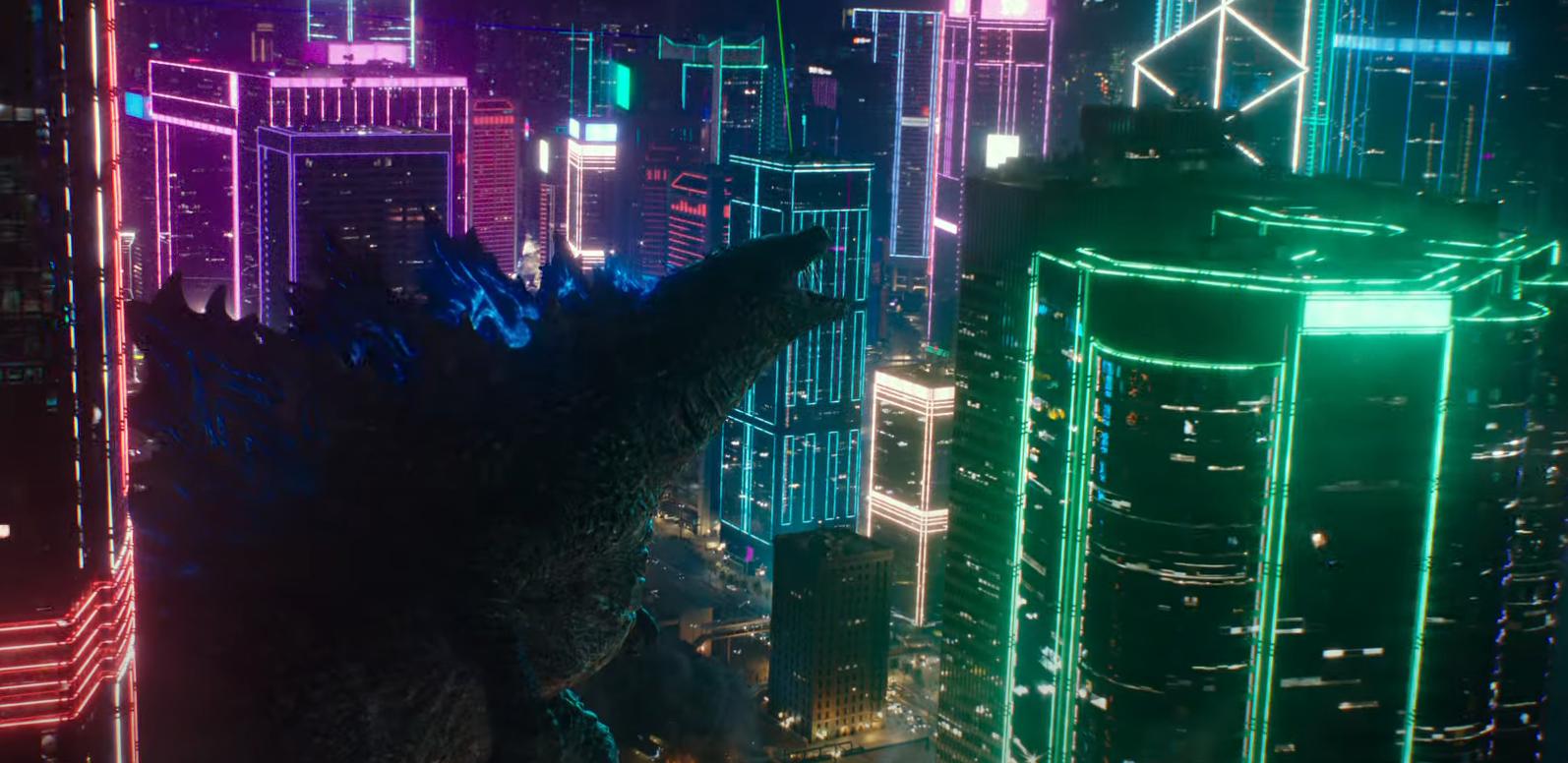 'Godzilla vs Kong': las criaturas se encuentran en épico clip