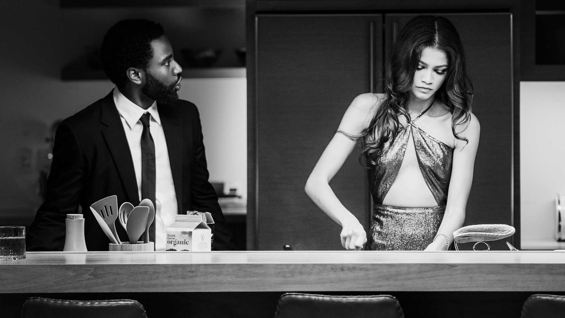 'Malcolm & Marie' libera una nueva escena con Zendaya y John David Washington