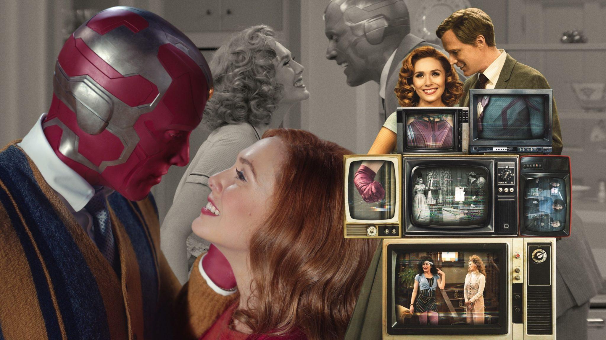 Nuevo póster de 'WandaVision' anticipa el episodio 4 en Disney+