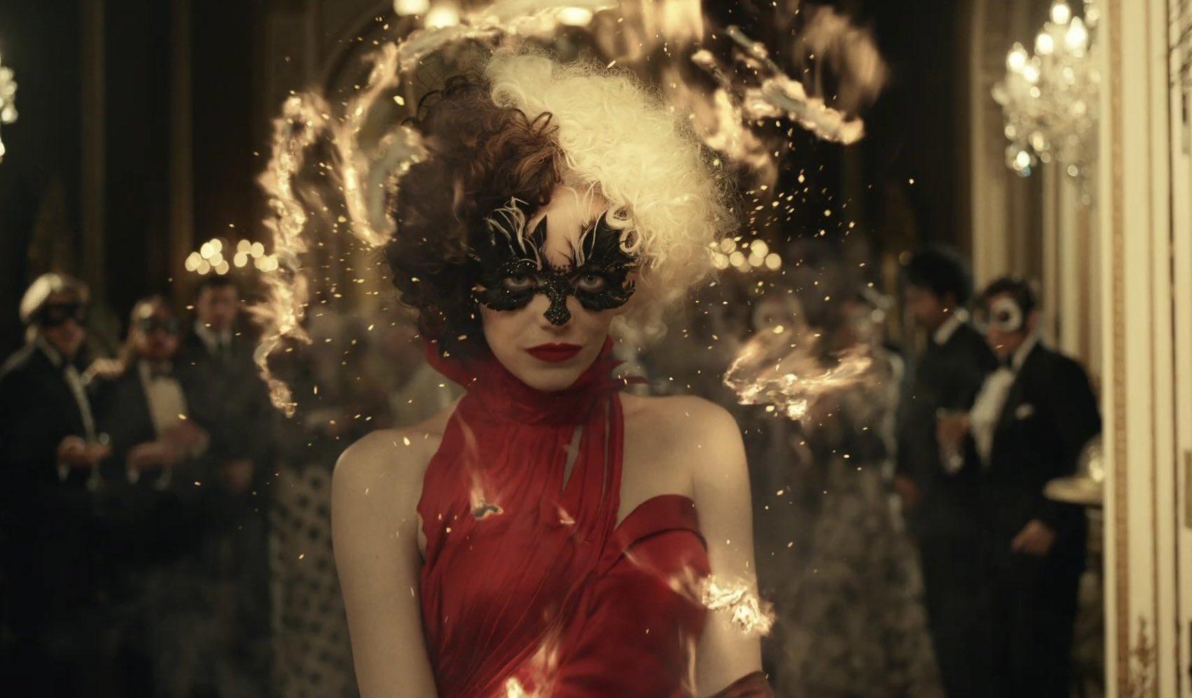 El live-action de 'Cruella' estrena primer tráiler con Emma Stone