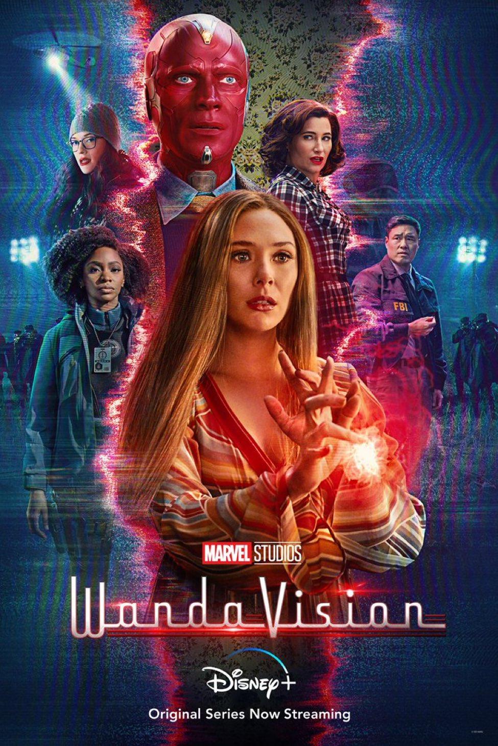 'WandaVision' libera nuevo tráiler y pósters de cara al episodio 5