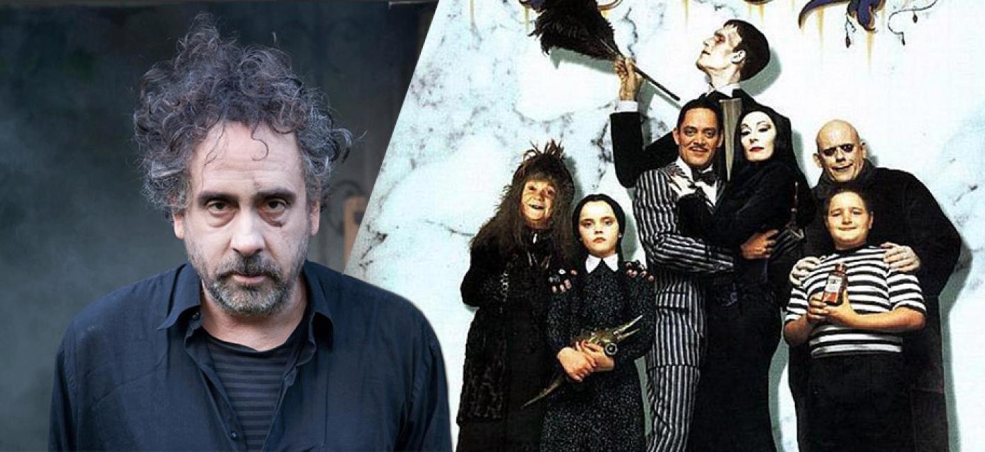 Tim Burton dirigirá serie live-action de Wednesday Addams en Netflix