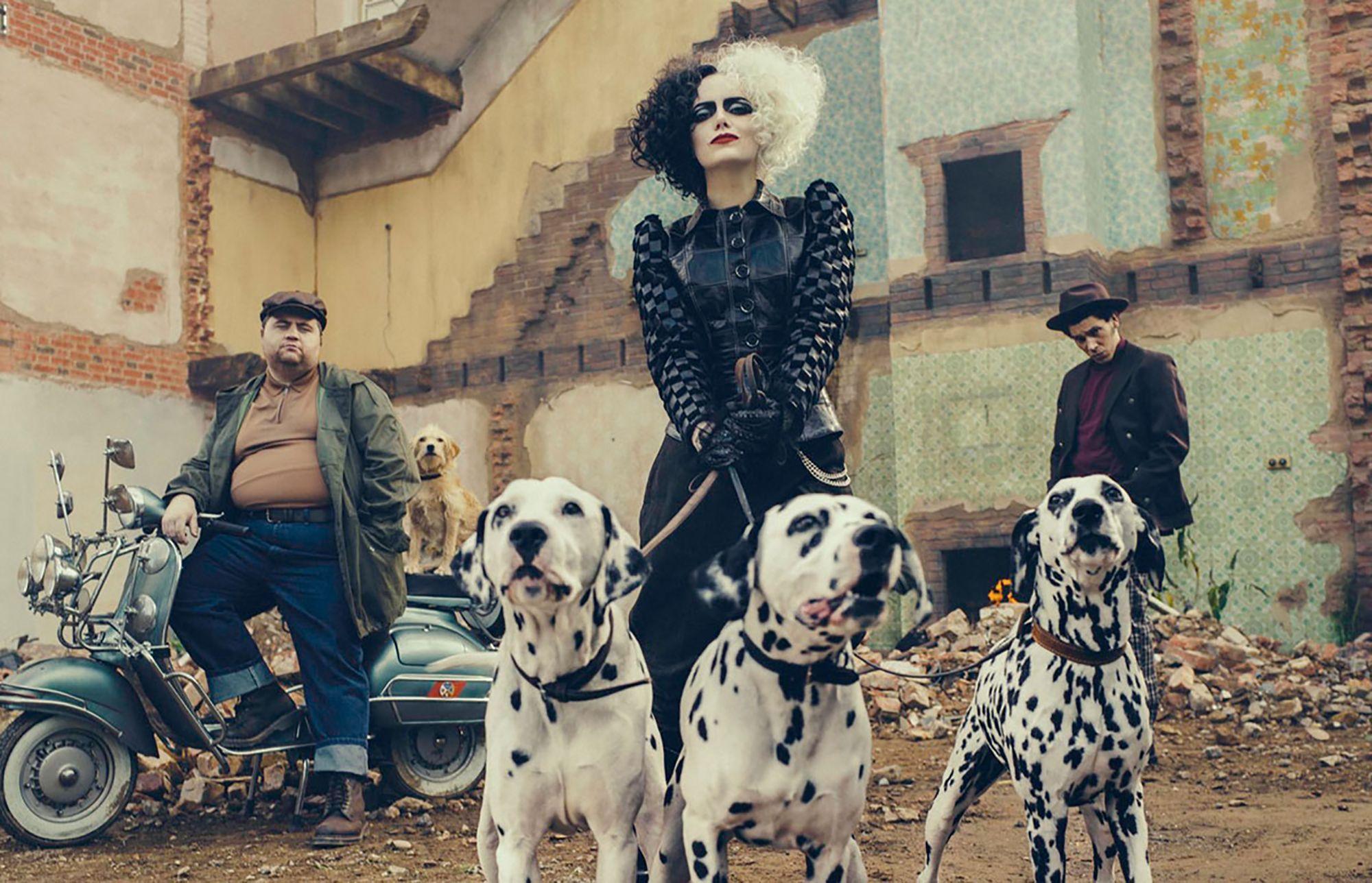 El live-action 'Cruella' estrena segundo tráiler e imágenes promocionales