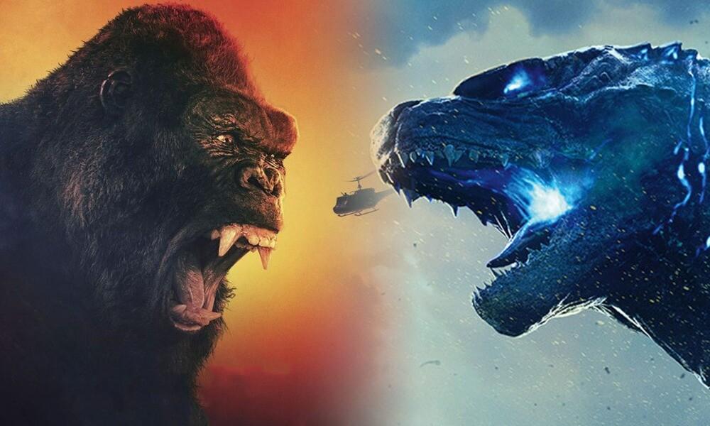 'Godzilla vs Kong' libera puñado de pósters espectaculares