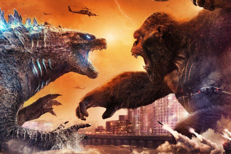 'Godzilla vs Kong' supera los $400 mdd en box office global